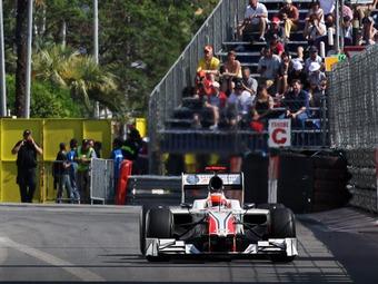 Команда Hispania допущена к старту Гран-при Монако