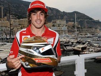 Алонсо установил лучшее время на третьей тренировке Гран-при Монако