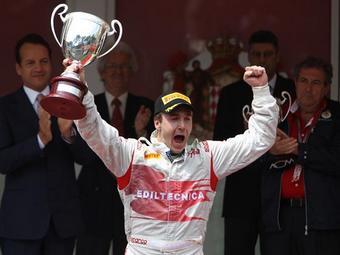 Первую гонку GP2 в Монако выиграл Давиде Вальсекки