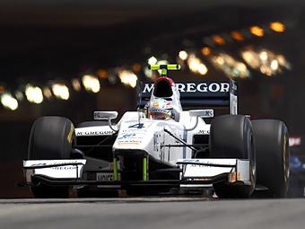 Трех гонщиков GP2 оштрафовали за столкновения в квалификации