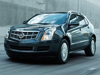 Концерн GM отказался от выпуска гибридного кроссовера Cadillac