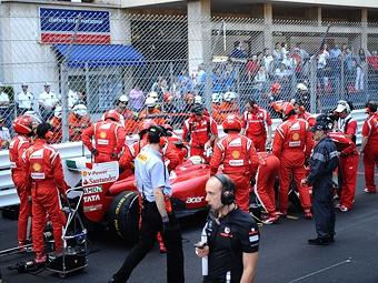 В Pirelli призвали запретить смену покрышек под красным флагом