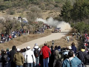 Организаторов Ралли Аргентины оштрафовали на пять тысяч евро
