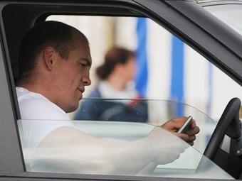 Британского водителя задержали за руление ногами
