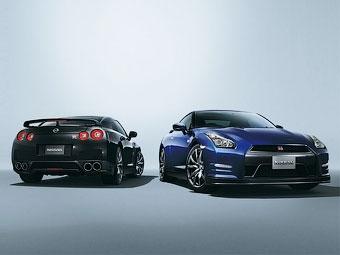 Nissan сделает суперкар GT-R еще мощнее