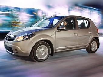 Компания Renault подготовила спецверсию для российского Sandero
