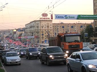 Москва откажется от одностороннего движения по Садовому кольцу