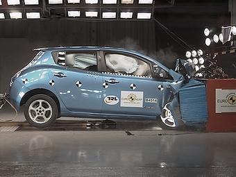Организация Euro NCAP проверила безопасность шести новых автомобилей