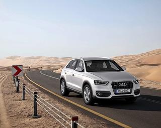 Компания Audi начала выпуск кроссоверов Q3