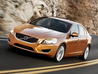 Volvo отзывает седаны S60 из-за программного обеспечения
