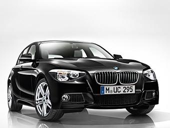 Марка BMW показала новый хэтчбек 1-Series с М-пакетом