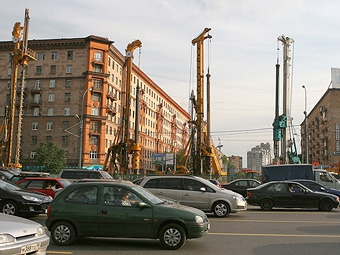 На дороги Москвы выделят еще 33 миллиарда рублей