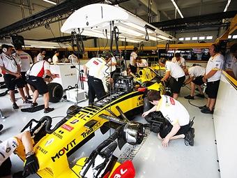 Компания Renault пригрозила уйти из Формулы-1
