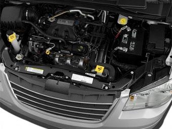 Chrysler разработает мультитопливный двигатель