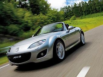 Новая Mazda MX-5 будет самым легким родстером за всю историю модели