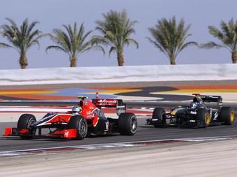 Гран-при Формулы-1 в Бахрейне отменен