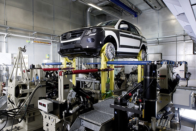 Знакомимся с новым Mercedes-Benz ML в статике. Фото 2