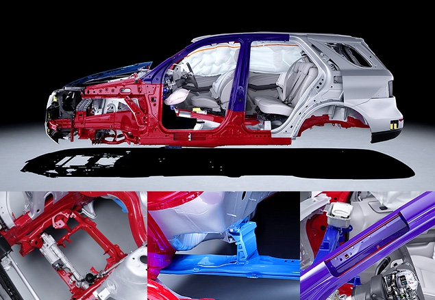 Знакомимся с новым Mercedes-Benz ML в статике. Фото 3