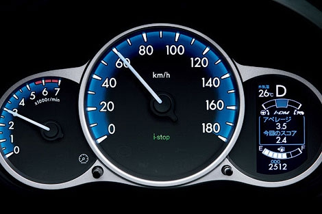 В Японии прошла презентация хэтчбека Mazda2 с новым 1,3-литровым мотором с прямым впрыском топлива. Фото 2