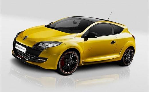 Компания Renault сделала хэтчбек Megane RS мощнее