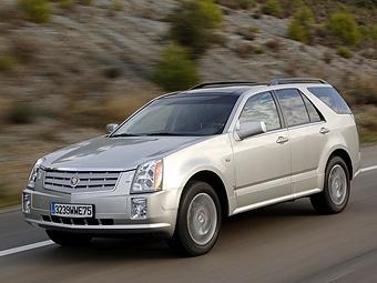 """General Motors отзывает 50 тысяч """"Кадиллаков"""""""