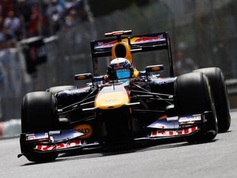 Гран-при Канады Формулы-1 был остановлен из-за ливня