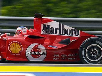 Marlboro продолжит незаметно спонсировать Ferrari