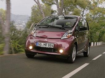 Mitsubishi Motors сделает электрокар i-MiEV дешевле