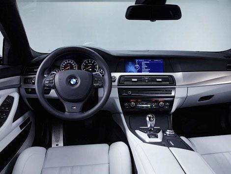 Немецкое издание AutoZeitung опубликовало первые фотографии серийного седана BMW M5 нового поколения. Фото 3