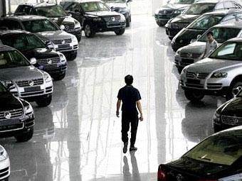 В мае россияне потратили на автомобили 170 миллиардов рублей