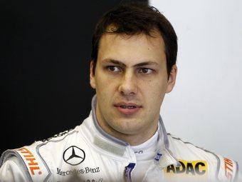 Гэри Пэффетт продолжит выступать в DTM за Mercedes