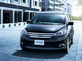 Nissan начал продажи перелицованной Mazda5