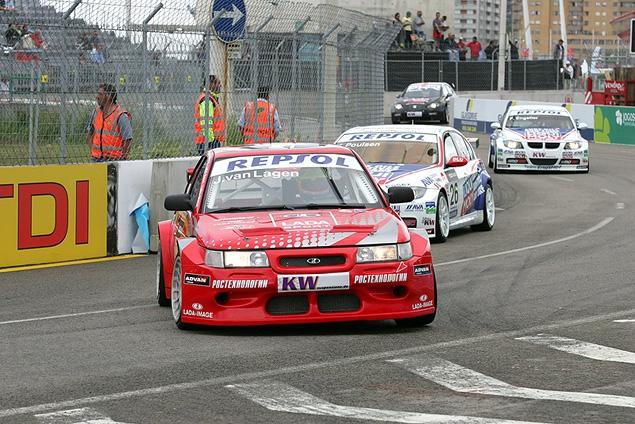 АвтоВАЗ создал гоночную моносерию на автомобилях Lada Granta. Фото 1