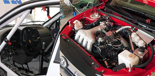АвтоВАЗ создал гоночную моносерию на автомобилях Lada Granta. Фото 6