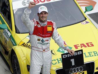Мартин Томчик вышел в лидеры серии DTM после второй победы подряд