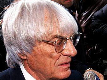 Экклстоун решил добиться отмены перехода Формулы-1 на маленькие моторы
