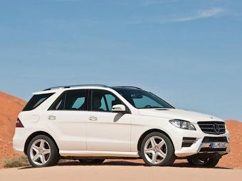 Новый внедорожник Mercedes-Benz будет называться GLS