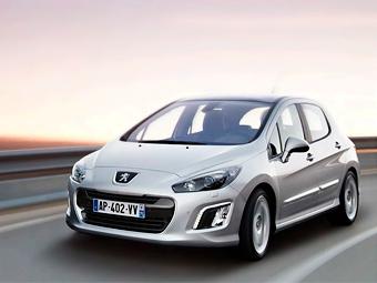 Peugeot объявила российские цены на новый 308