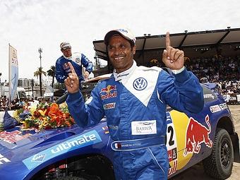 Аль-Аттия поедет в WRC за заводскую команду VW