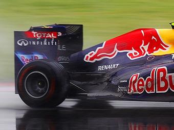 FIA нашла новый способ замедлить болиды Red Bull
