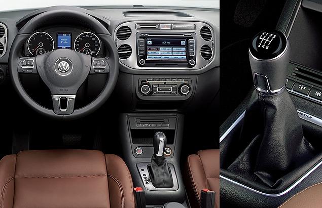 Тест-драйв обновленного VW Tiguan. Фото 8