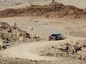 Президент FIA пообещал вернуть мировое ралли на Ближний Восток