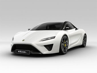 Lotus откажется от двигателей Toyota для нового Elise