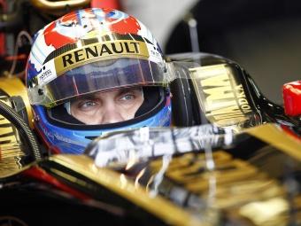 Алези и Мэнселл предсказали победу Петрова в Гран-при