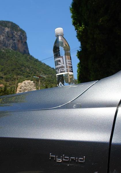 Тест-драйв гибридного кроссовера Audi Q5 Hybrid. Фото 7