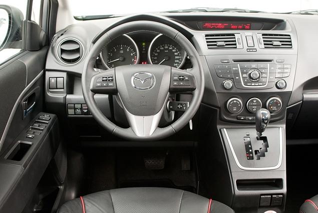 Длительный тест Mazda5: первая неделя. Фото 2