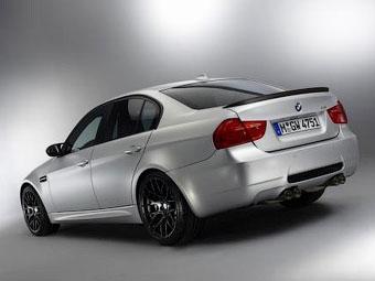 Компания BMW представила карбоновый седан M3