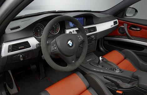 Компания BMW рассекретила седан M3 CRT с карбоновыми кузовными панелями. Фото 2
