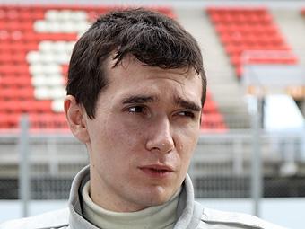 Михаил Алешин вернется в Формулу-Renault 3.5