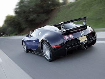 Компания Bugatti продала последний Veyron